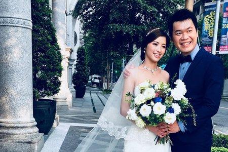 圳&玲婚紗照側拍花絮