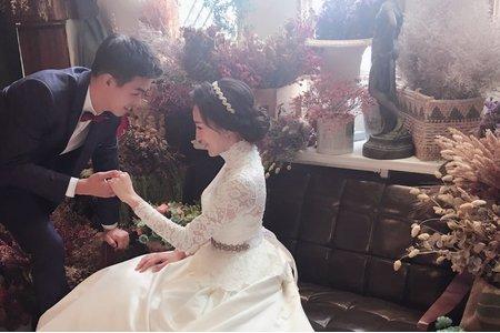 惠~婚紗照拍攝花絮