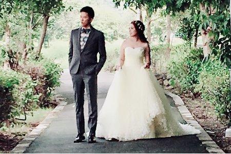 映志&韋莉 婚紗側拍