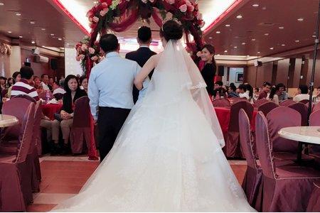 {。懿。}結婚大囍之日
