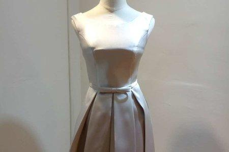小禮服-藕粉金系列