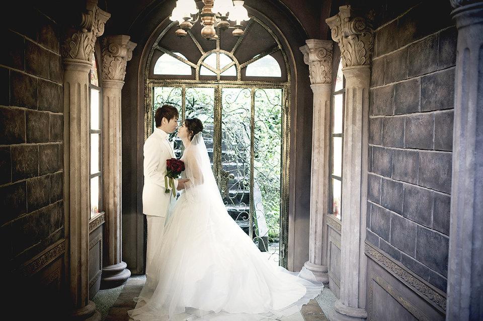 影像盒子自助婚紗攝影,帥大叔的專業真不是蓋的!