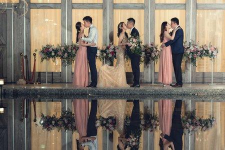 台中萊特薇庭 婚禮攝影