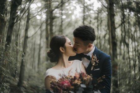美式婚紗(黑雨婚禮影像 BlackRain Photography)
