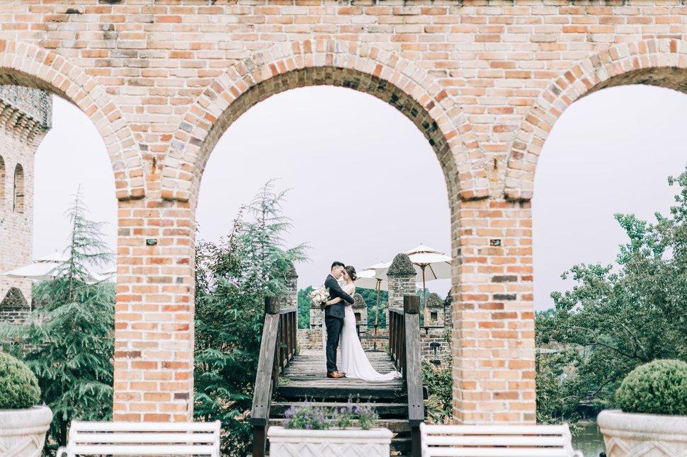 AG3_6565A - Cradle Wedding搖籃手工婚紗《結婚吧》