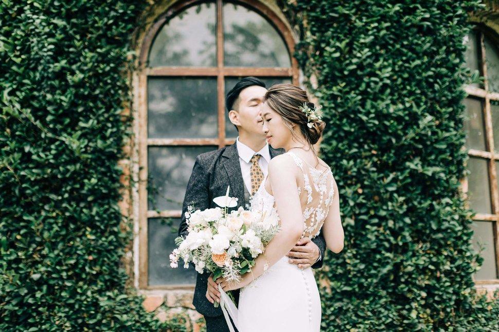 AG3_6683A - Cradle Wedding搖籃手工婚紗《結婚吧》
