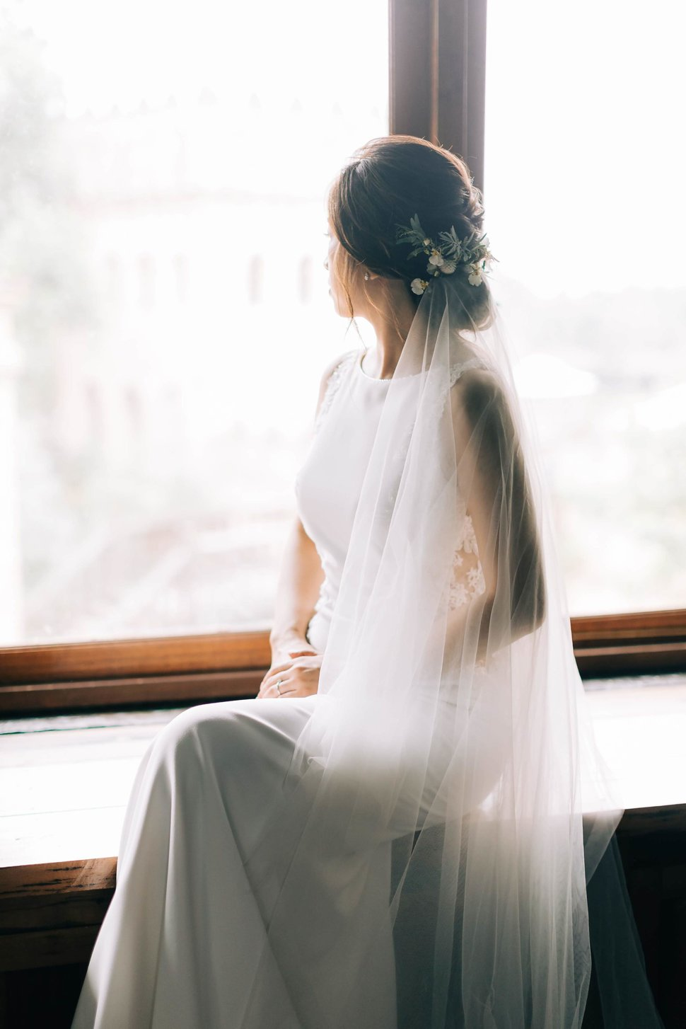 AG3_7087A - Cradle Wedding搖籃手工婚紗《結婚吧》