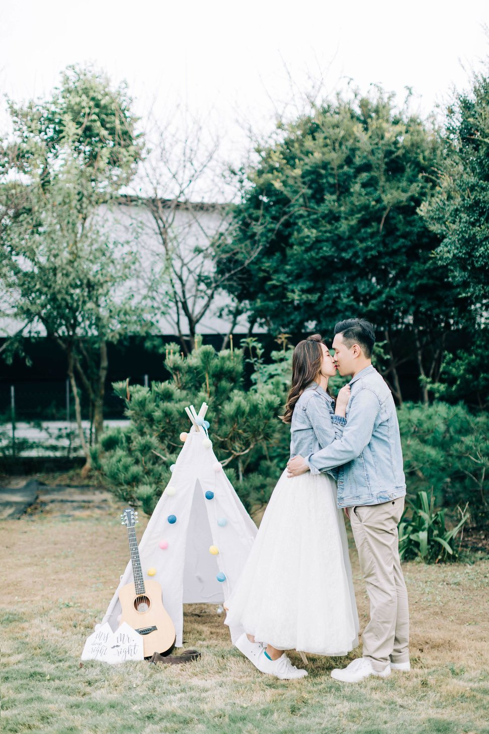 AG3_7198A - Cradle Wedding搖籃手工婚紗《結婚吧》