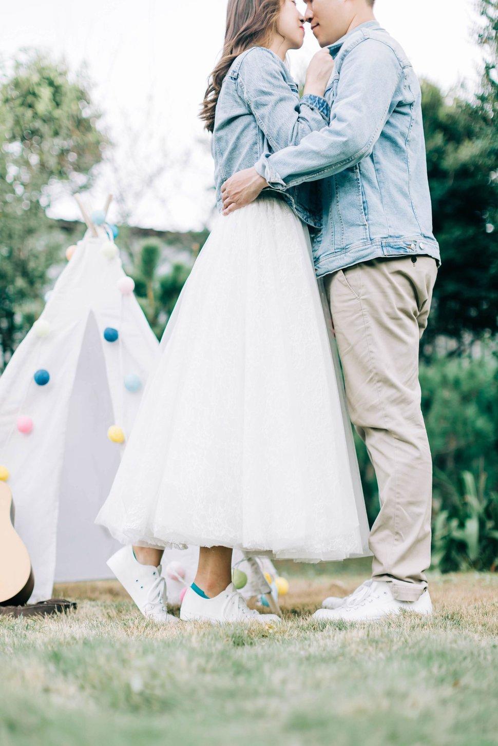 AG3_7218A - Cradle Wedding搖籃手工婚紗《結婚吧》