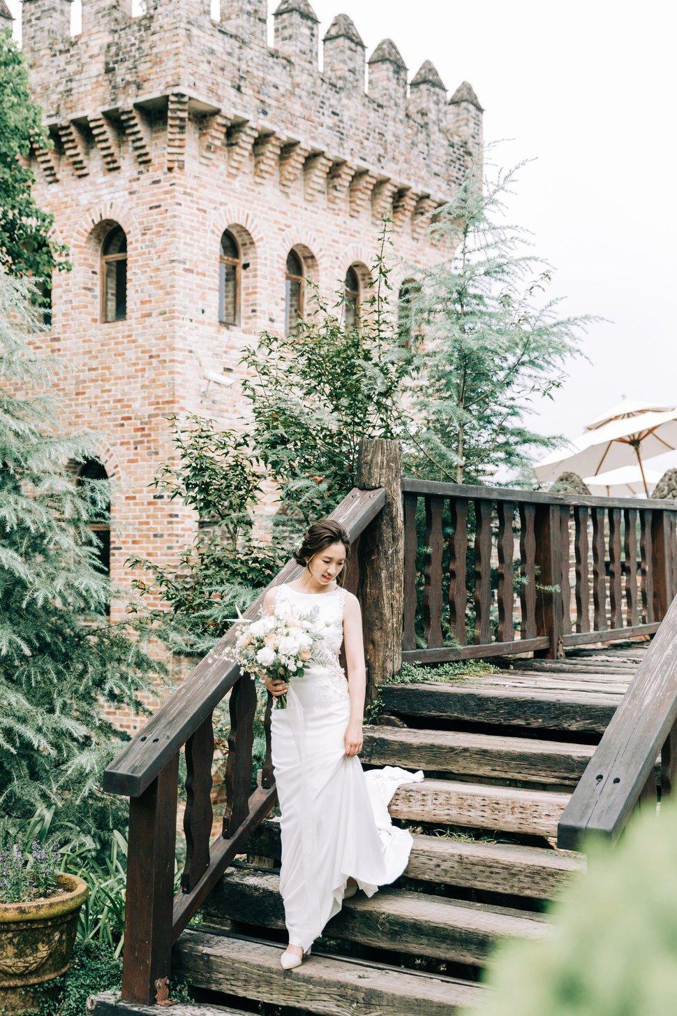 AG4_4326A - Cradle Wedding搖籃手工婚紗《結婚吧》
