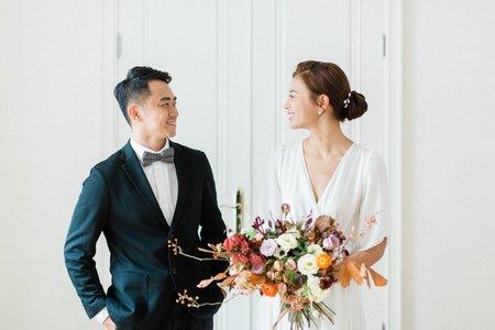 美式婚紗(Arther Chen Photography)