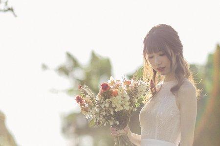 Bao x 搖籃手工婚紗
