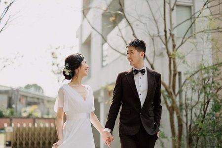 Albert Lu x 搖籃手工婚紗