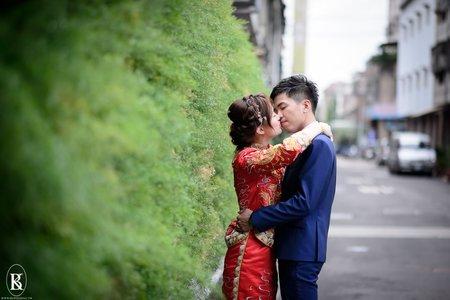 台中婚攝。淞富❤家淳 。婚禮記錄@台中北海岸婚宴會館