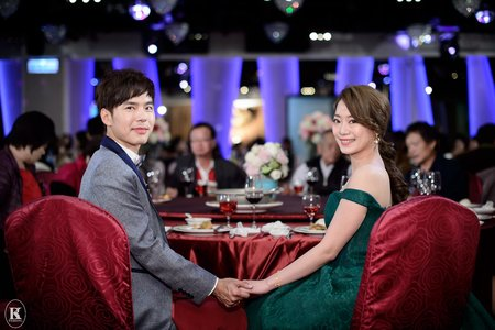 彰化婚攝。彰&婷。婚禮記錄@彰化怡園會館