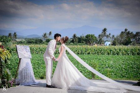 高雄婚攝。原住民婚禮紀錄 @高雄美濃阿海餐廳