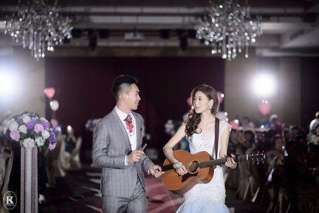 劍湖山王子飯店婚攝 - Eddie+Star - 雲林婚攝