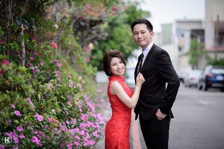 台南婚攝。台南總理大餐廳
