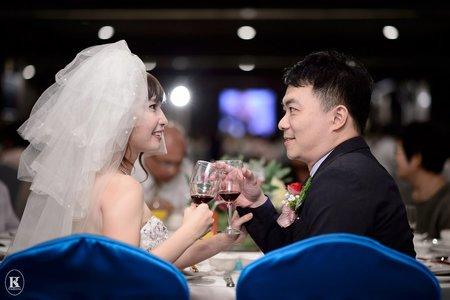 高雄福華婚攝。博&芳。婚禮記錄 - 高雄婚攝