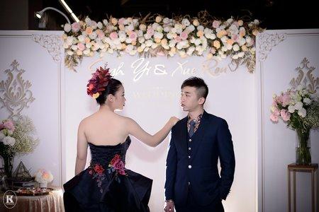雲林尚品宴會館。士&柔-婚禮記錄 - 雲林婚攝