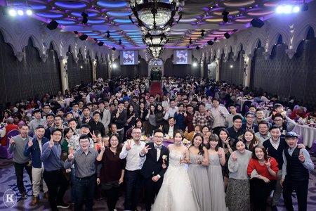 台中潮港城婚攝。又立&怡潔。婚禮記錄 - 台中婚攝