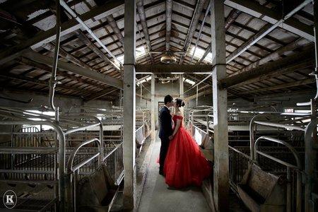 婚禮記錄精選。清新自然有溫度的照片