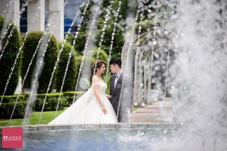 台中林皇宮婚攝。緯❤忻。婚禮記錄 - 台中林酒店