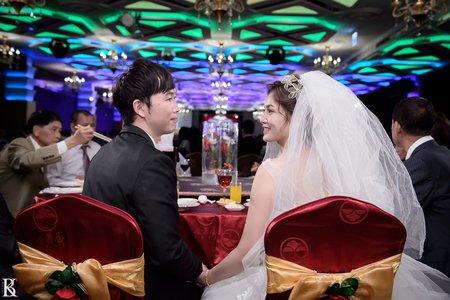 台中金華屋婚攝。廷❤君 。婚禮記錄@中科大飯店 (台中婚攝)