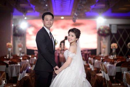 台中僑園婚攝。台中婚禮記錄 - BK婚禮攝影團隊