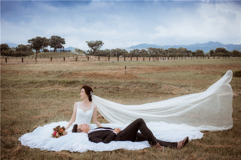 艾薇時尚精品婚紗,超完美婚紗&艾薇拍婚紗的二三事