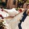 奔跑吧。新娘 01-芮芮公主婚紗禮服
