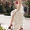 奔跑吧。新娘 13-芮芮公主婚紗禮服