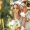 奔跑吧。新娘 15-芮芮公主婚紗禮服