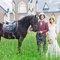 王子與公主 02-芮芮公主婚紗禮服