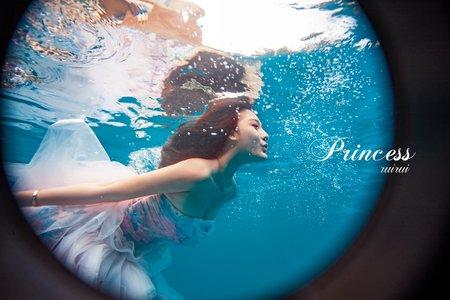 水下拍攝風格