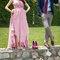 老婆萬歲 26- Aimee 法式婚紗
