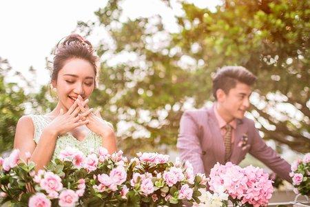 花耀日-鄉村風格婚紗照