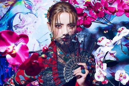 中國風藝術照