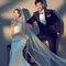 幸福光影|時尚韓式婚紗|慕思攝影21
