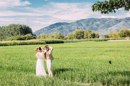 自助婚紗平面攝影-純拍照服務