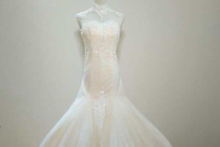 宮殿款魚尾婚紗