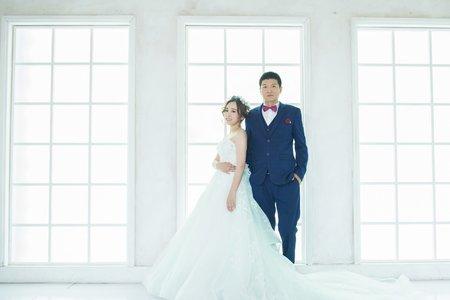 單拍一張婚紗照-純拍婚紗