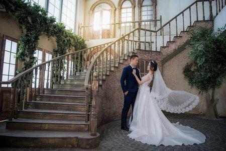 小資結婚包套婚紗照