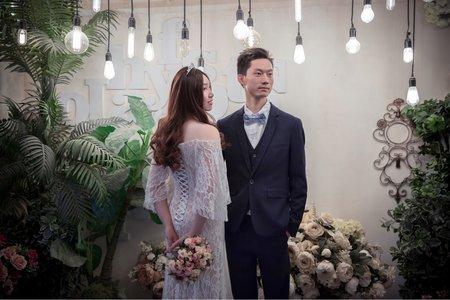 EZ婚紗攝影工作室-韓式婚紗照