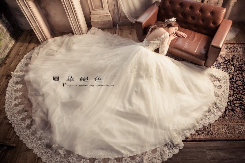風華絕色 婚紗紀錄包套