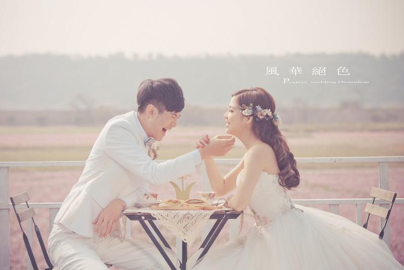 風華絕色 § 完美婚事-婚紗攝影
