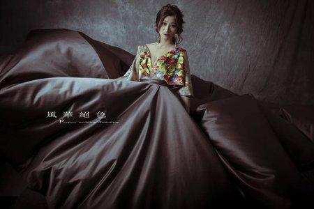❤️獨創時尚~客照分享-風華絕色婚紗攝影