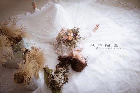 ❤️韓風經典~客照分享-風華絕色婚紗攝影