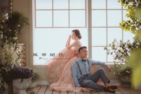 ❤️9月最新客照分享-風華絕色婚紗攝影