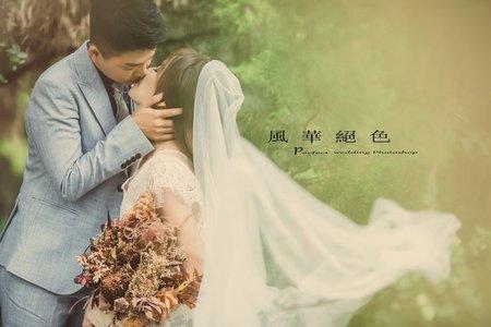 ❤️11月客照分享~風華絕色~/美式婚紗/婚紗基地/韓風/台北外拍景點推薦/婚紗攝影 /同性婚紗